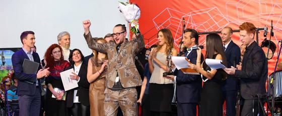 Архитектурный Конкурс «Интерьер Года 2016». Салон элитных дверей «APRIO» Киев