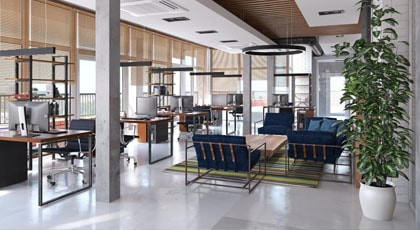 Офисная мебель Loft