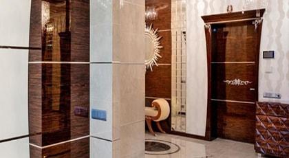 Межкомнатные элитные деревянные двери
