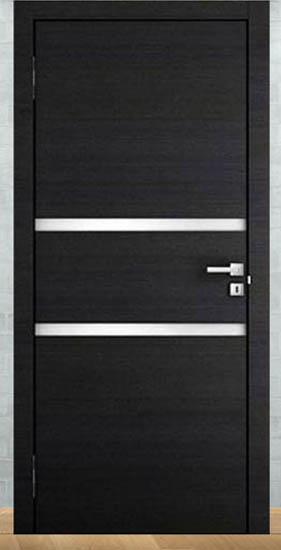 Aprio Doors Glass Black
