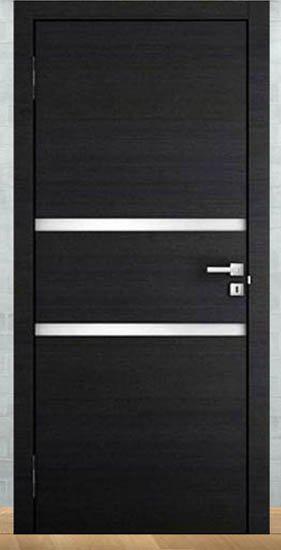 Aprio Doors Glass Black