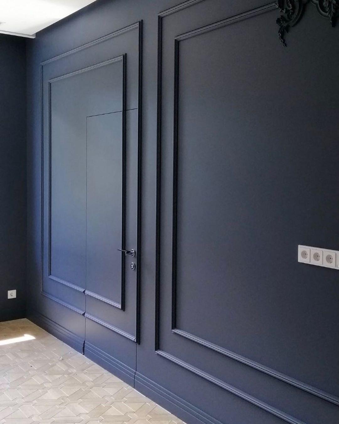 Двери скрытого монтажа покраска Little Green 2